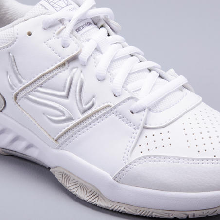 Sepatu Tenis Wanita TS 160 - Putih