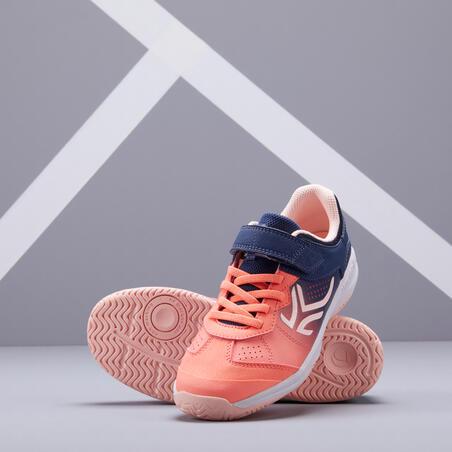 Kids' Tennis Shoes TS160 - Peach Gradient