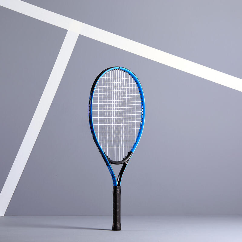 แร็คเกตเทนนิสสำหรับเด็กขนาด 23 นิ้วรุ่น TR100
