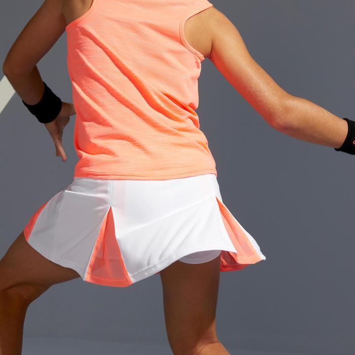 Girls' Skirt 900 - Coral