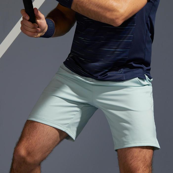 Men's Tennis Shorts TSH 500 Dry - Green