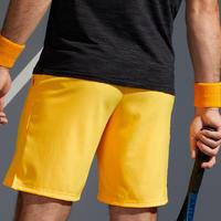 Men's Tennis Shorts TSH 500 Dry - Yellow
