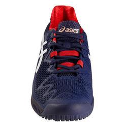 Tennisschoenen heren Gel Resolution 8 marineblauw multicourt