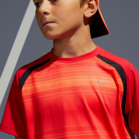 Kids' T-Shirt 500 - Red