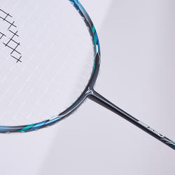 ADULT BADMINTON RACKET BR 590 BLACK SKY BLUE