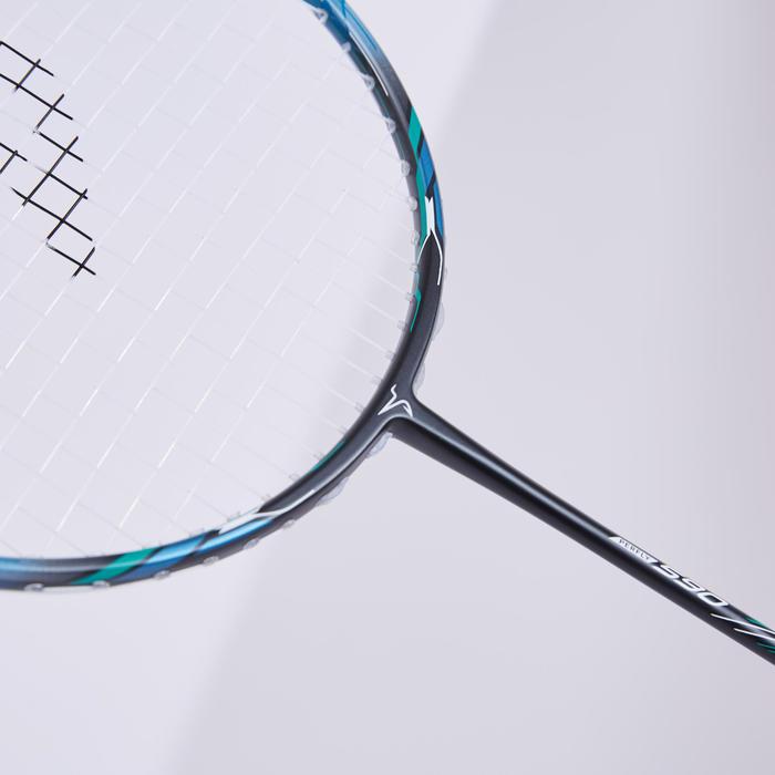 Raquette De Badminton Adulte BR 590 - Noir/Bleu Ciel