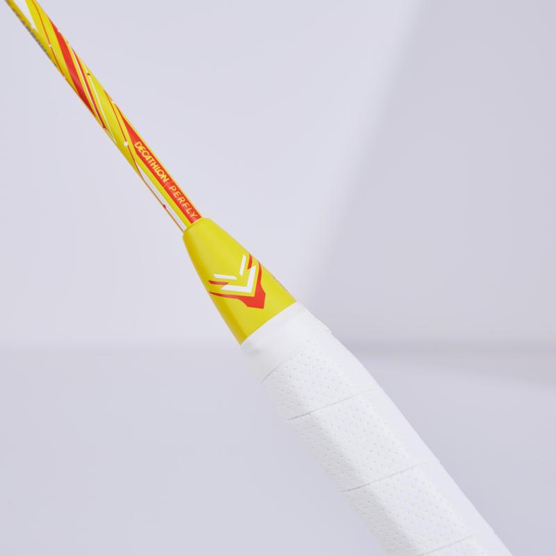 แร็คเกตแบดมินตันสำหรับผู้ใหญ่รุ่น BR 560 LITE (สีขาว/เหลือง)