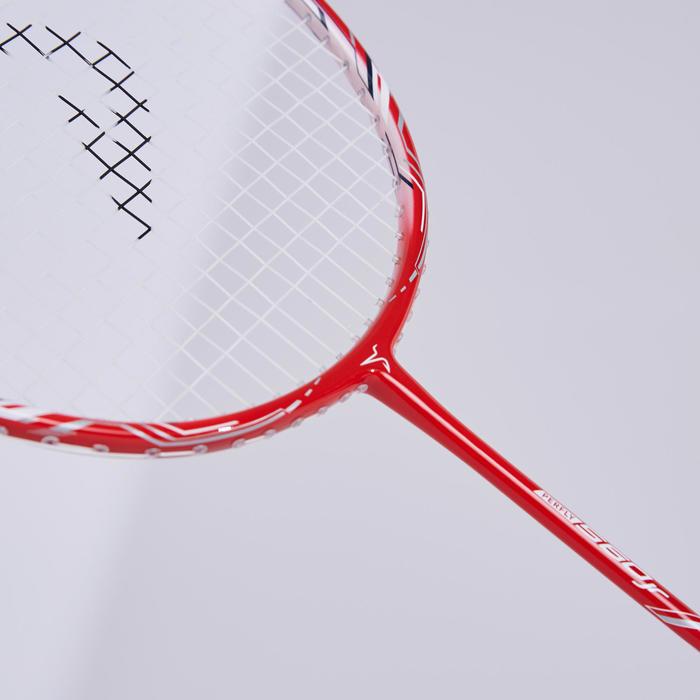 Badmintonracket voor kinderen BR 560 Lite rood