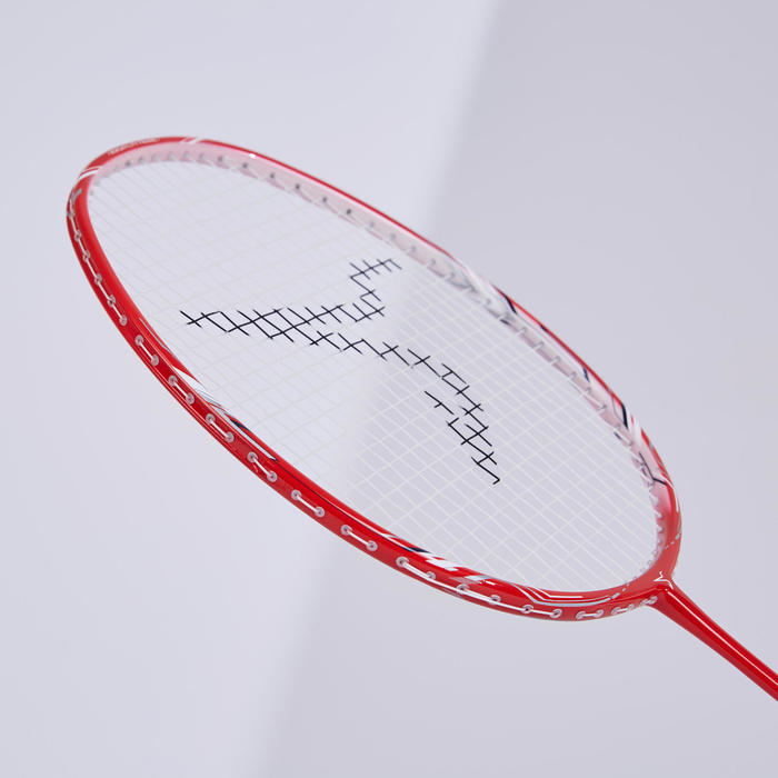 JUNIOR BADMINTON RACKET BR 560 LITE RED