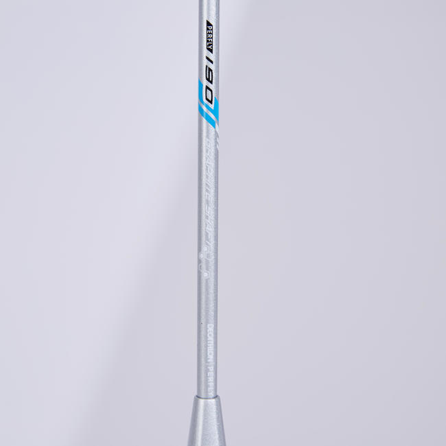 ADULT BADMINTON RACKET BR 190 SKY BLUE