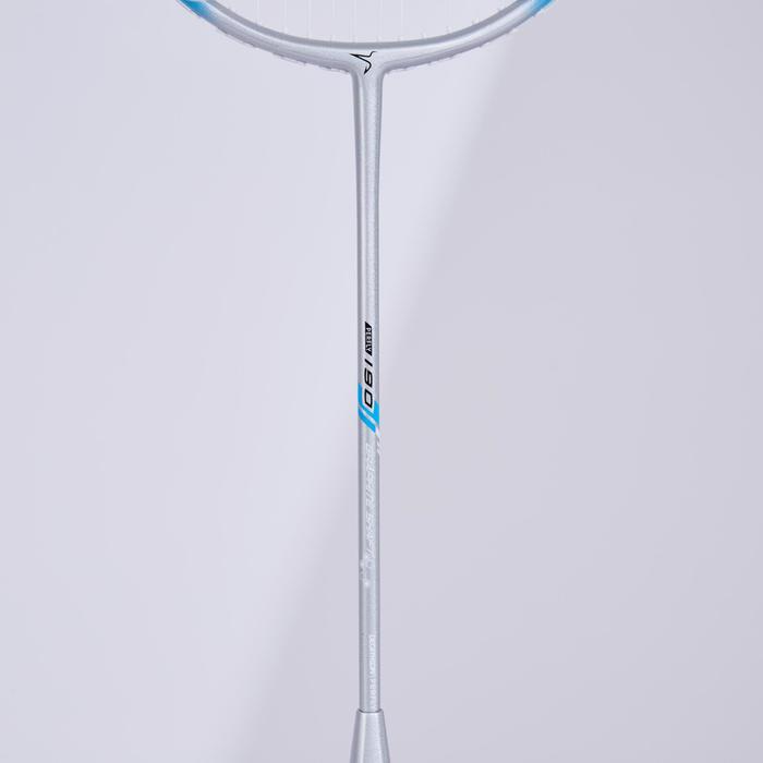 Badmintonracket voor volwassenen BR 190 lichtblauw