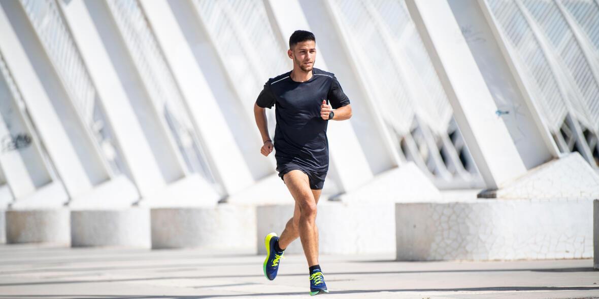 跑步   你的跑步姿勢正確嗎?正確跑姿教學