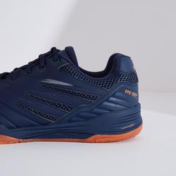 Chaussures De Badminton Homme BS590 Max Comfort - Marine/Orange