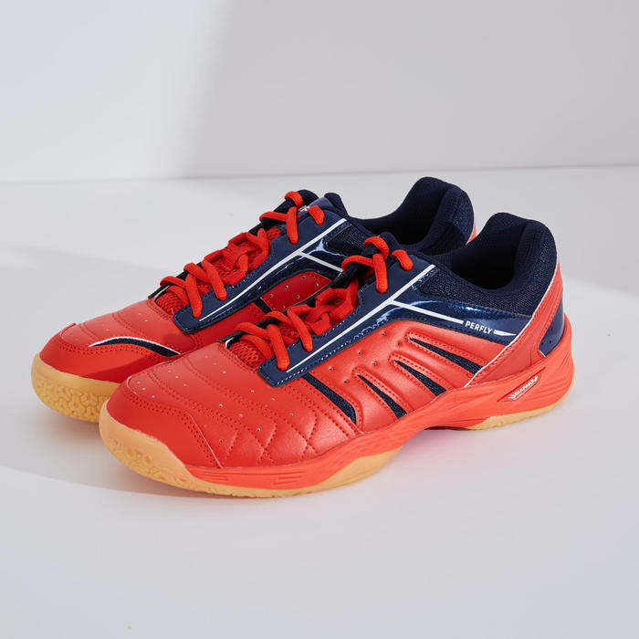 Chaussures De Badminton pour Homme BS560 Lite - Rouge