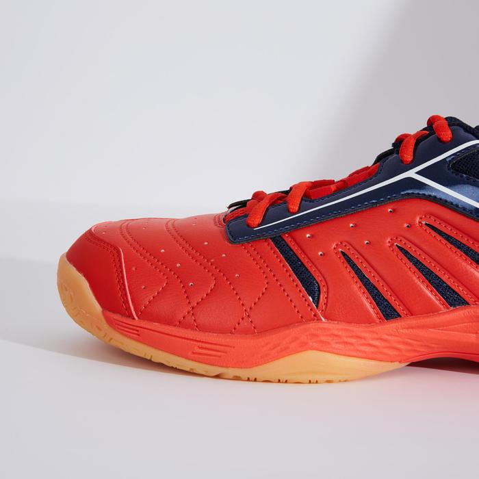 Chaussures De Badminton Homme BS560 Lite - Rouge