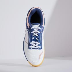 女款輕量羽球鞋BS 560-白粉配色