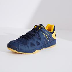 男款羽球鞋BS 530黑黃配色