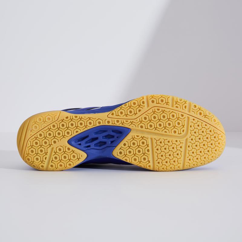 รองเท้าแบดมินตันสำหรับผู้ชายรุ่น BS 530 (สีน้ำเงิน)