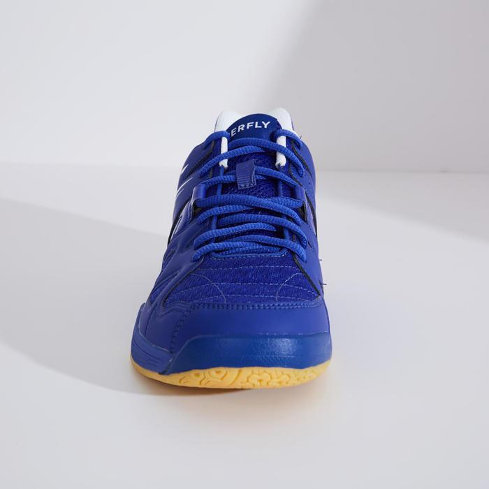 Badmintonschoenen voor heren BS 530 blauw