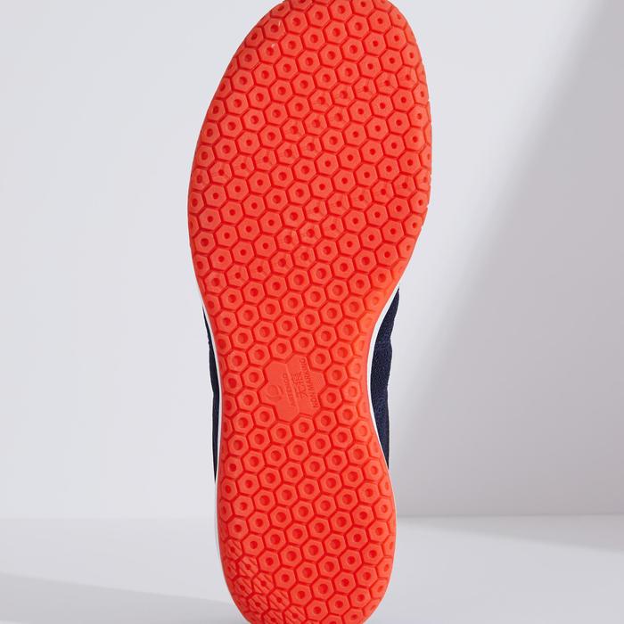 男款羽球鞋BS 190藍紅配色