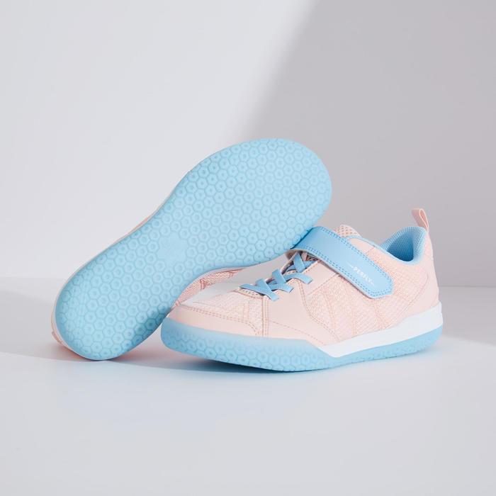 女孩款羽球鞋BS 160粉紅色