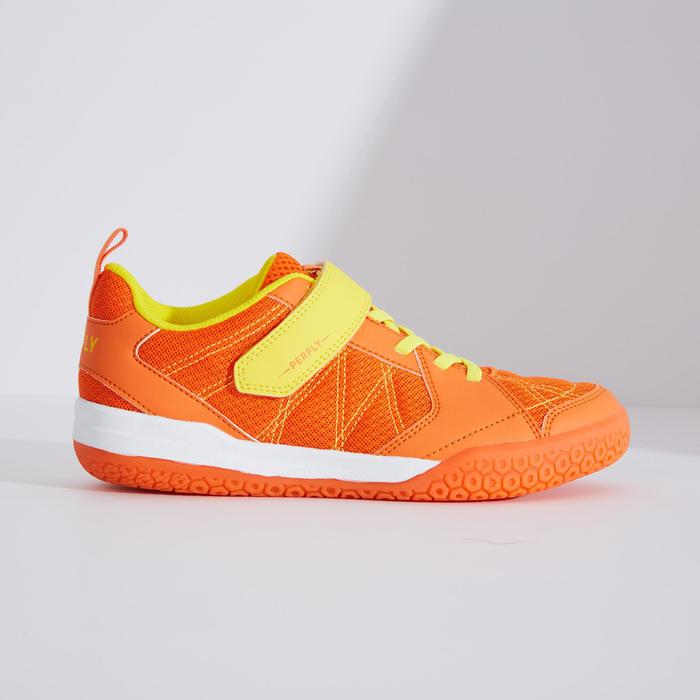 青少年款羽球鞋BS 160-橘色