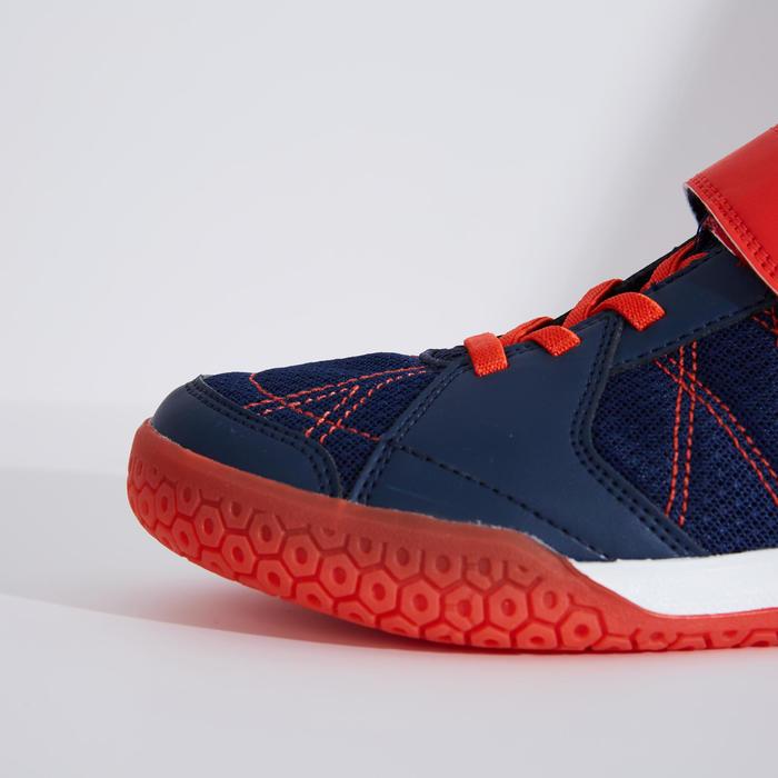 Badmintonschoenen voor kinderen BS 160 marineblauw/rood