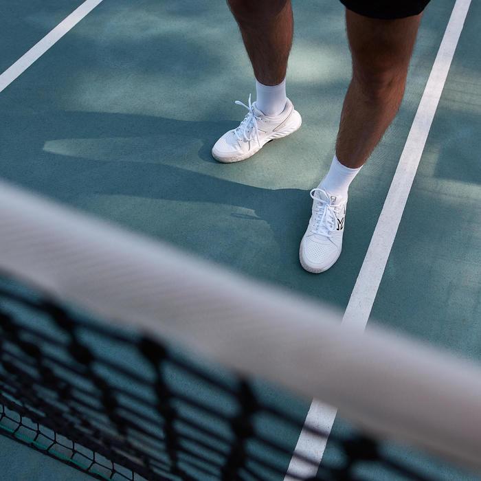 CHAUSSURES DE TENNIS HOMME TS160 BLANC MULTI COURT