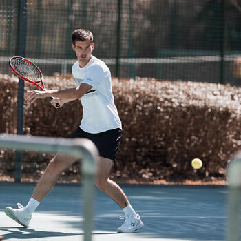 TS160 Multi-Court Tennis Shoes - White
