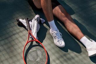 Inertie d'une raquette de tennis