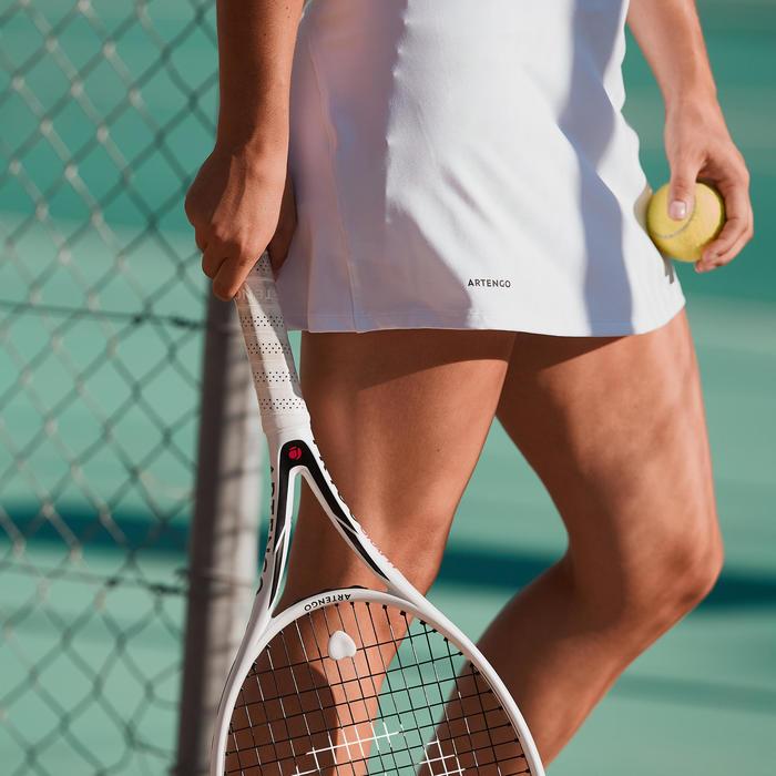 Tennisrokje SK DRY 100 wit
