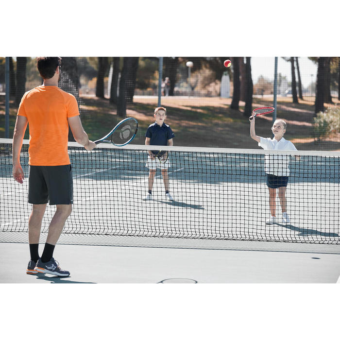 SET TENNIS FAMILY DUO 2 RAQUETTES 2 BALLES 1 HOUSSE