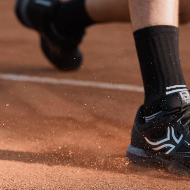 TS990 artengo tennis shoes