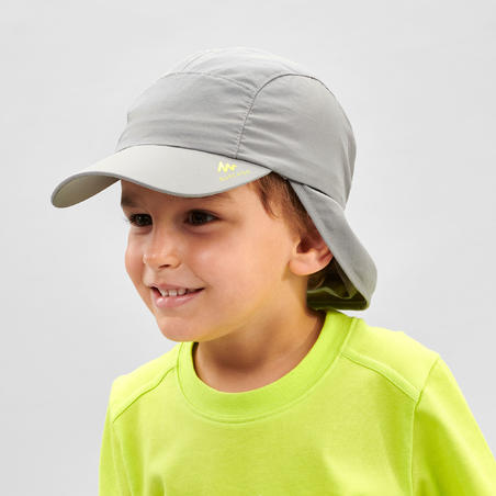 Hiking cap MH500 age 2-6