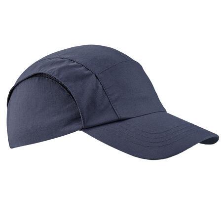 """Bērnu (7–15gadi) pārgājienu cepure ar nagu """"MH500"""""""