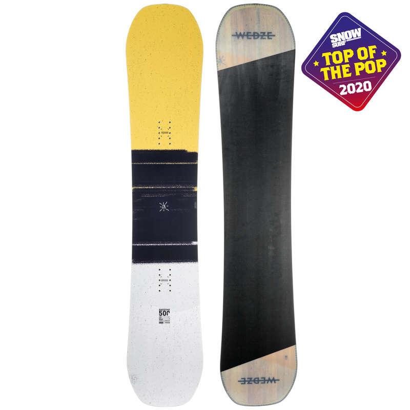 MEN INTERMEDIATE SNOWBOARD EQUIPMENT Snowboarding - ENDZONE500 WEDZE - Snowboarding