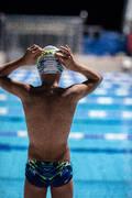 CHLAPECKÉ PLAVKY Plavání - SLIPOVÉ PLAVKY 900 SIDE NEW NABAIJI - Plavky do bazénu