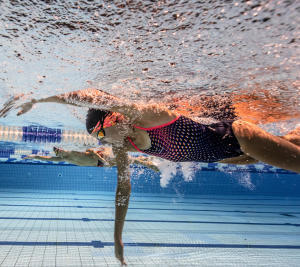 Como manter-se em forma fora da piscina