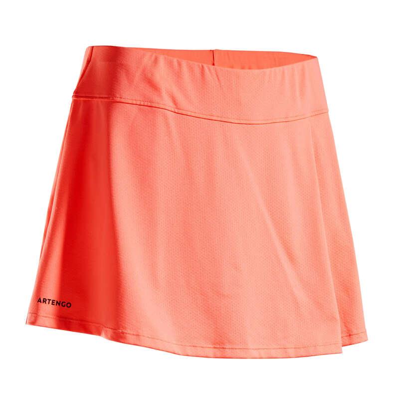 NŐI TENISZ RUHÁZAT MINDEN IDŐRE Tenisz - Női teniszszoknya SK Soft 500  ARTENGO - Tenisz ruházat