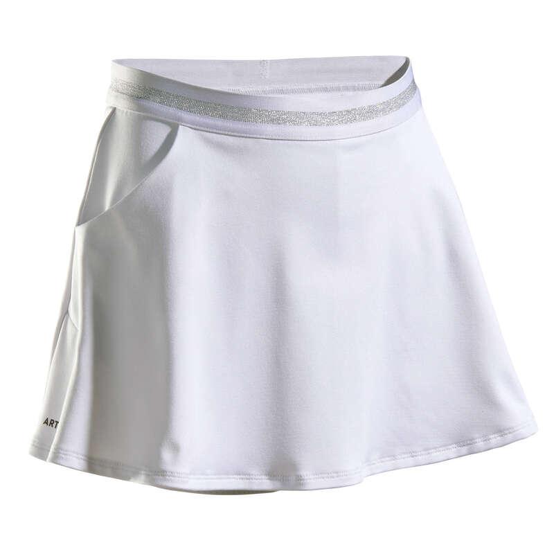 GYEREK TENISZ RUHÁZAT MINDEN IDŐRE Tenisz - Lány teniszszoknya TSK500 ARTENGO - Tenisz ruházat