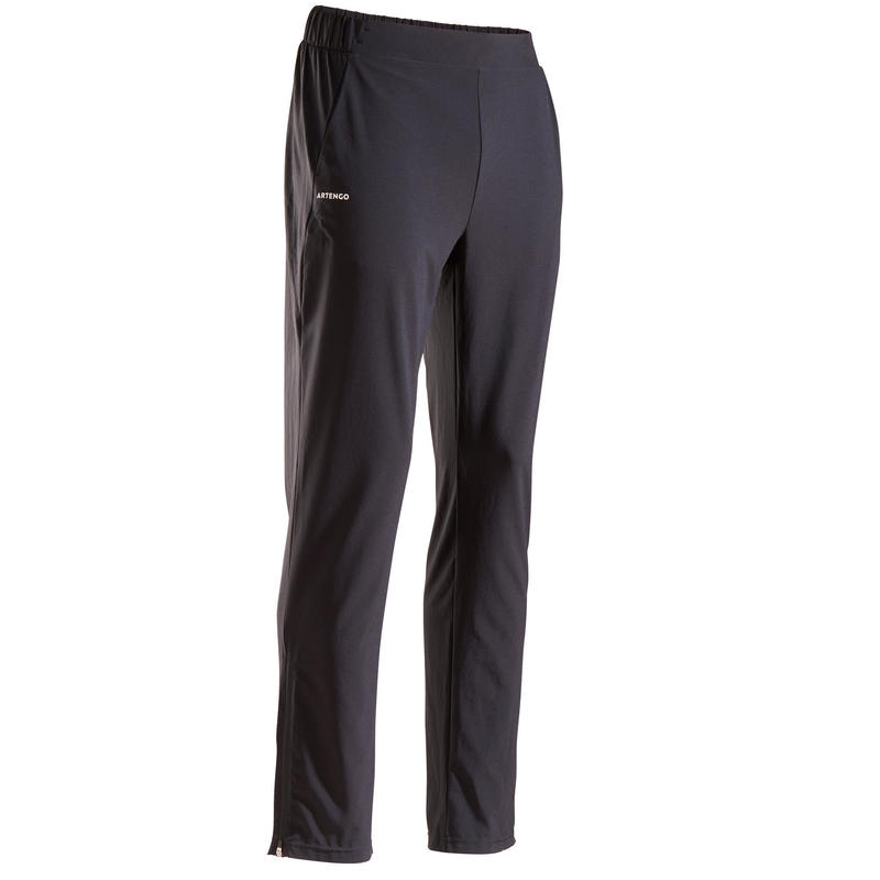 Men's Tennis Bottoms TPA 500 - Black