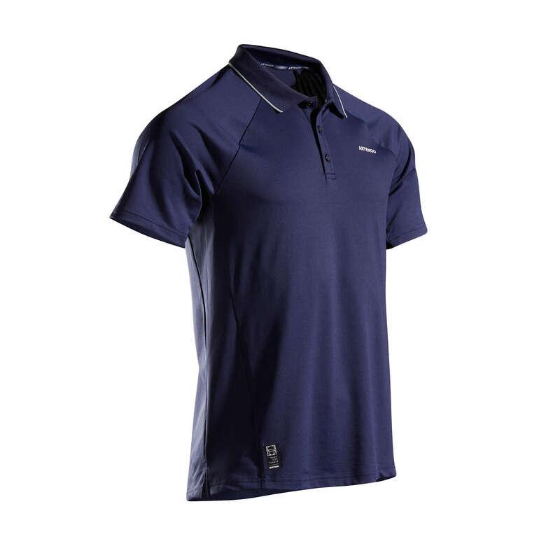 Îmbrăcăminte respirantă bărbați Imbracaminte - Tricou polo T500 Dry Bărbați ARTENGO - Topuri