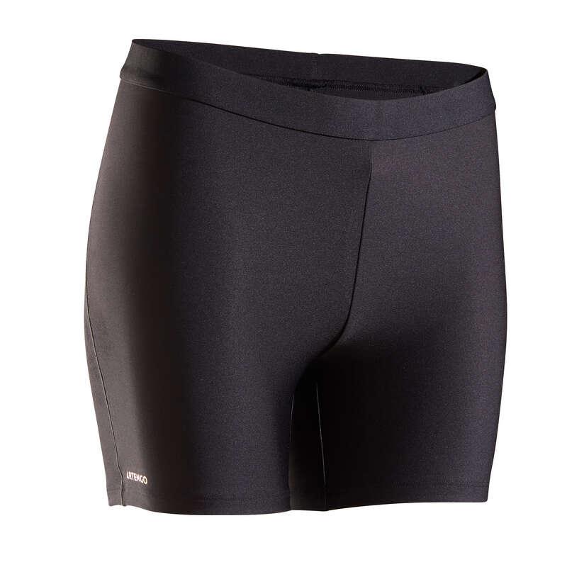 WOMEN WARM CONDITION RACKET SP APAREL Tennis - Women's Shorts Box 900 - Black ARTENGO - Tennis Clothes