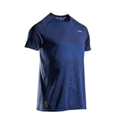 Men's Tennis T-Shirt TTS 500 Soft - Blue