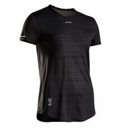 Tennisshirt voor dames TS Light 990 zwart