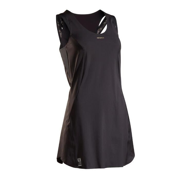 Women's Tennis Dress DR Light 990 - Black