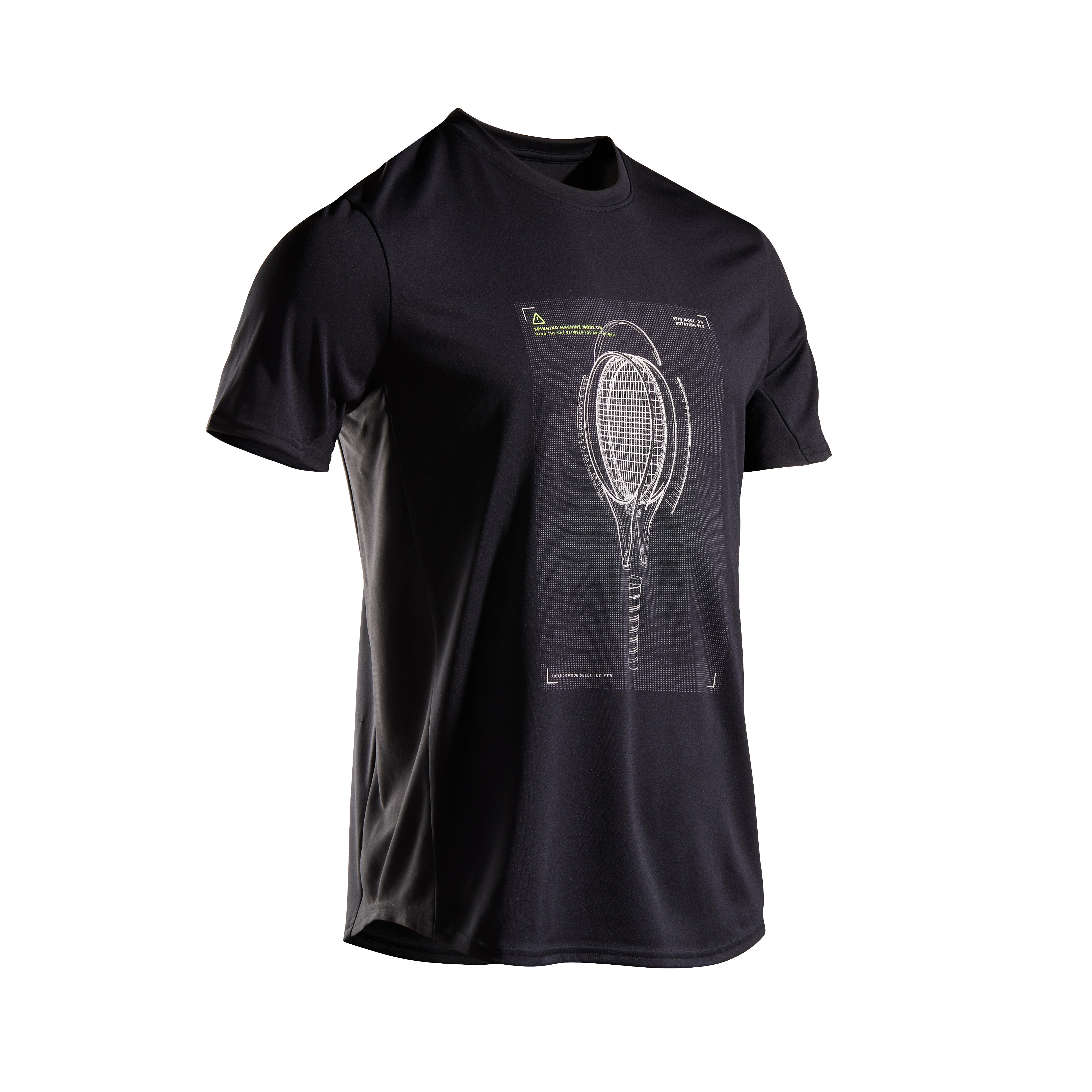 Tricou Tenis TS100 Bărbați