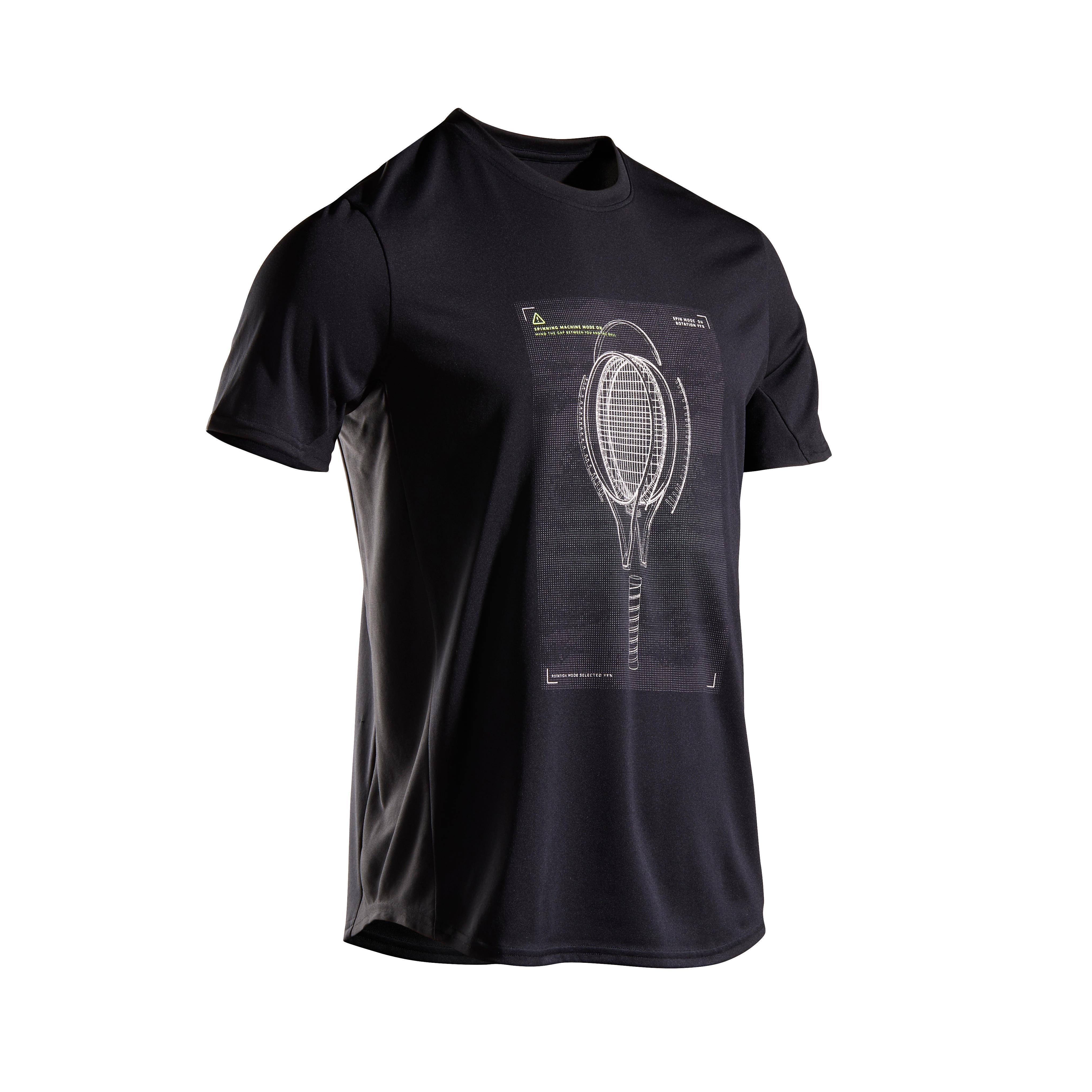 Tricou Tenis TS100 Bărbați imagine