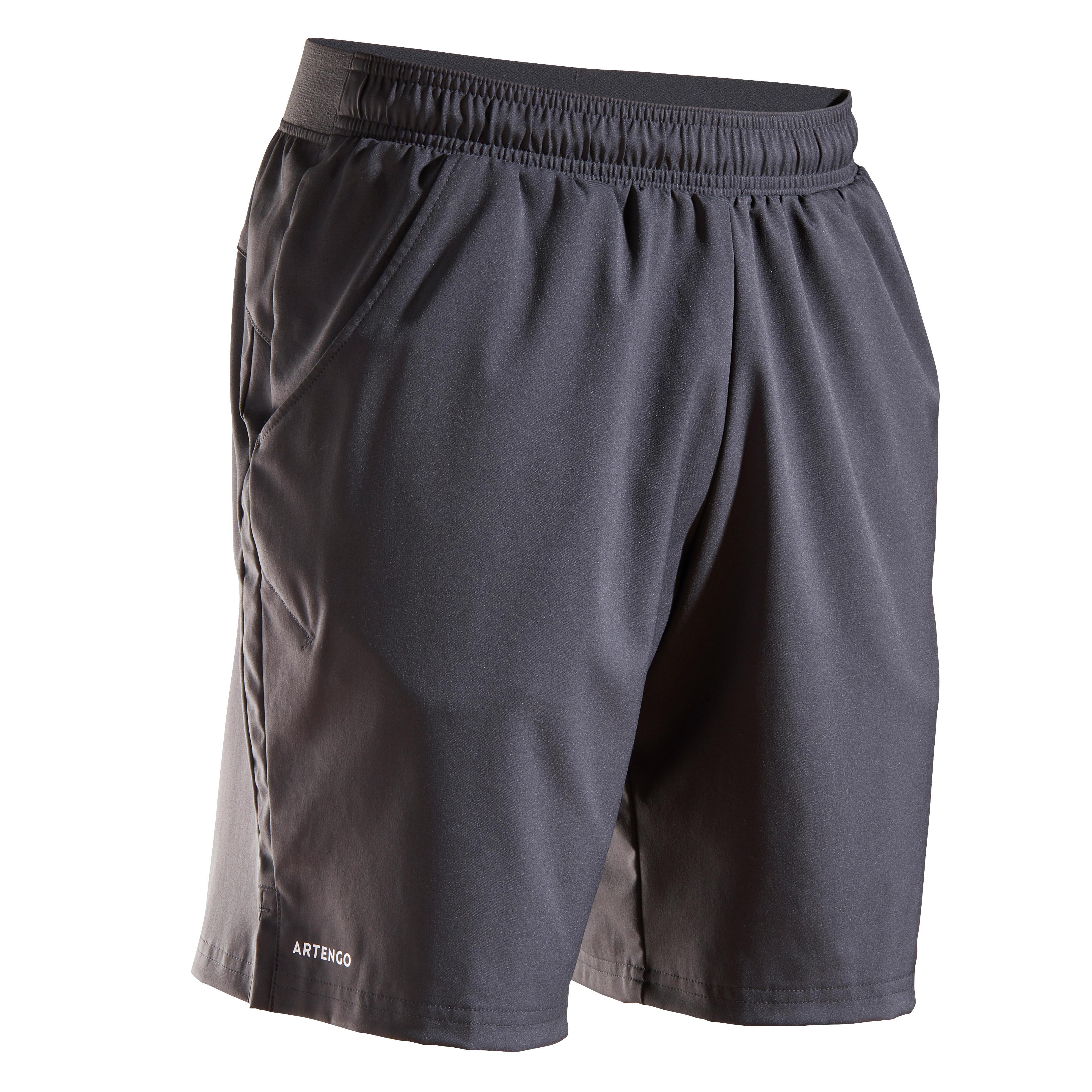 Tennis-Shorts Dry 500 Herren | Sportbekleidung > Sporthosen > Tennisshorts | Artengo