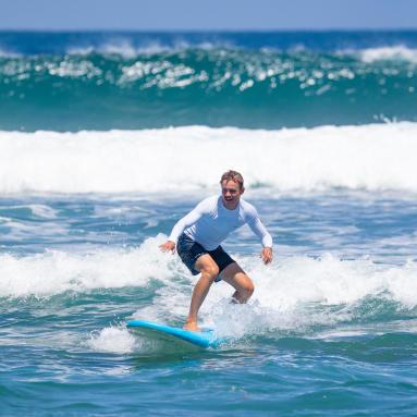 Olaian Surf la mousse